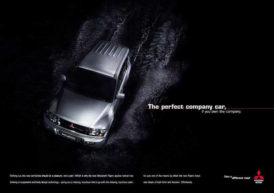 AAPajero-company-car